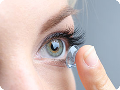 Contact Lenses London